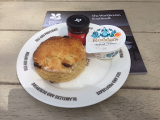Workhouse Scone