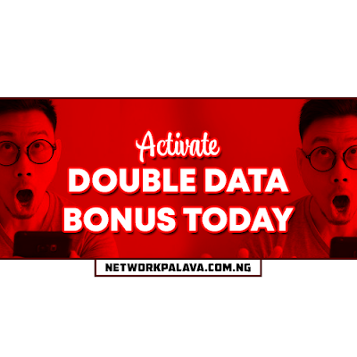 airtel double data plan bonus code