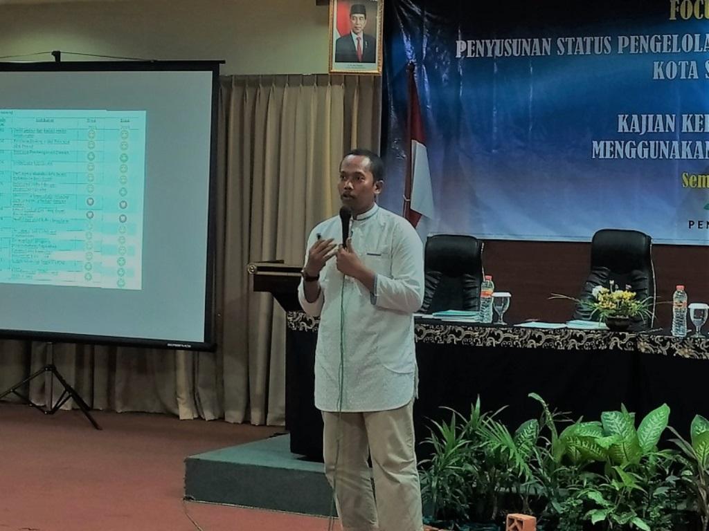 IKAMaT Narasumber FGD State of The Coast dan Vulnerability Assessment Pesisir Kota Semarang