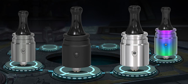 Berserker V2 MTL RDA from Vandy Vape will not disappoint you!