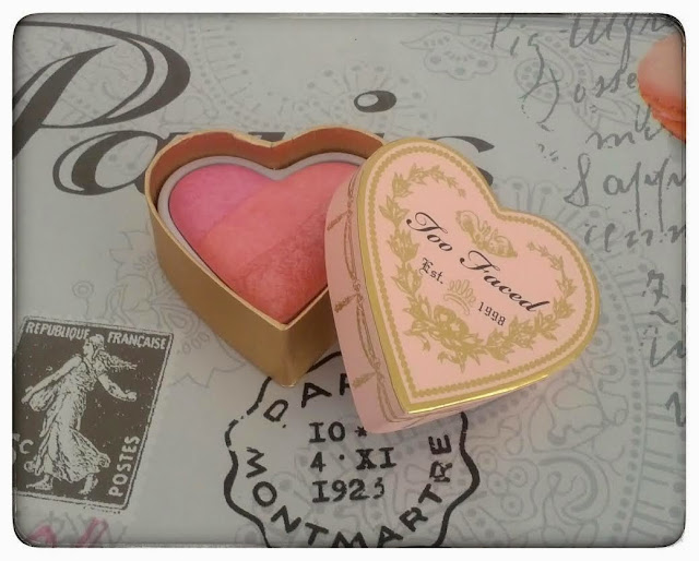 ♥ Sweethearts Perfect Flush Blush Candy Glow de Too Faced ♥