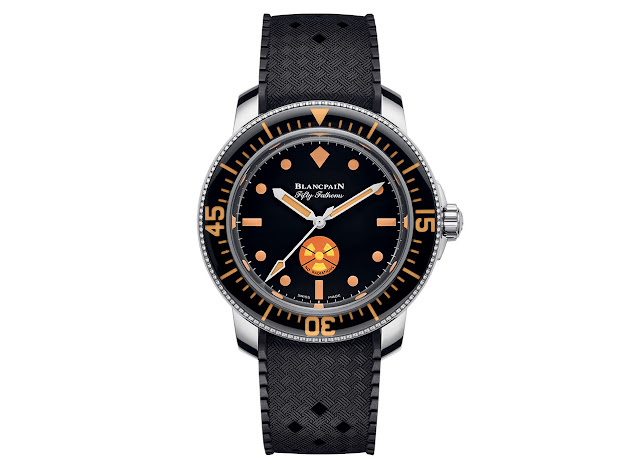 Blancpain Tribute to Fifty Fathoms No Rad Only Watch 2021