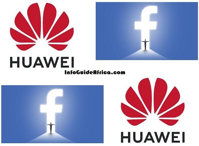 Facebook Cuts Off Huawei