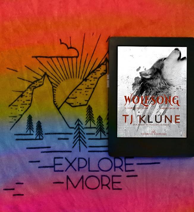 Wolfsong Il Canto Del Lupo - TJ Klune [recensione]