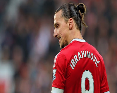 Zlatan Ibrahimovic re-joins Manchester United