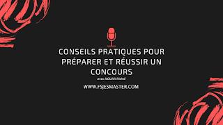 Conseils Pratiques Pour Préparer et Réussir Un Concours De Master Au Maroc