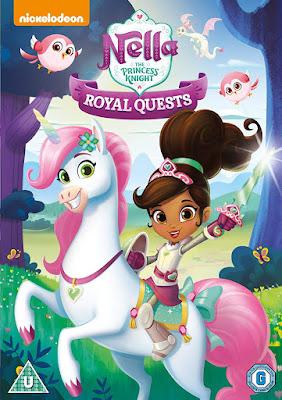 Nella The Princess Knight Royal Quests [Latino]