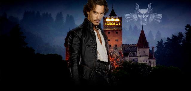 LUKE EVANS Este DRACULA În Noua Dramă Istorică Cu Povestea Originii Celui Mai Faimos Vampir