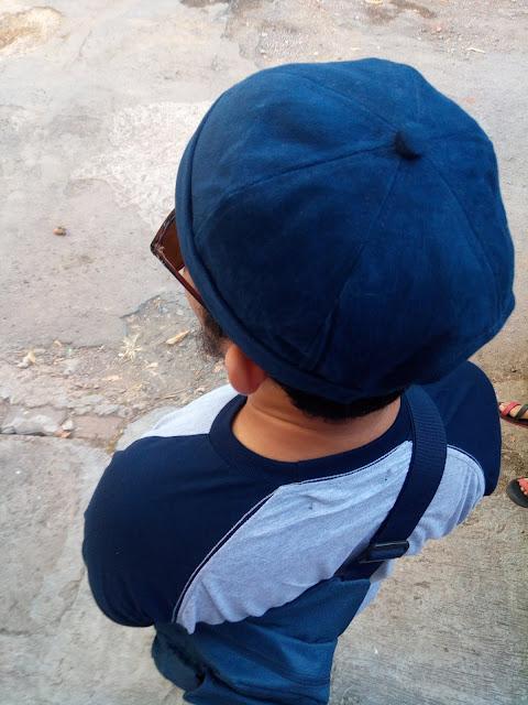 Peci Gaul Peci Miki Hat
