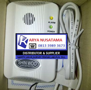 Jual Gas Detector SHIN WOO ND 104N di Sumatera
