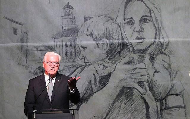 «Συγγνώμη» του Γερμανού Προέδρου για τη ναζιστική θηριωδία στην Πολωνία