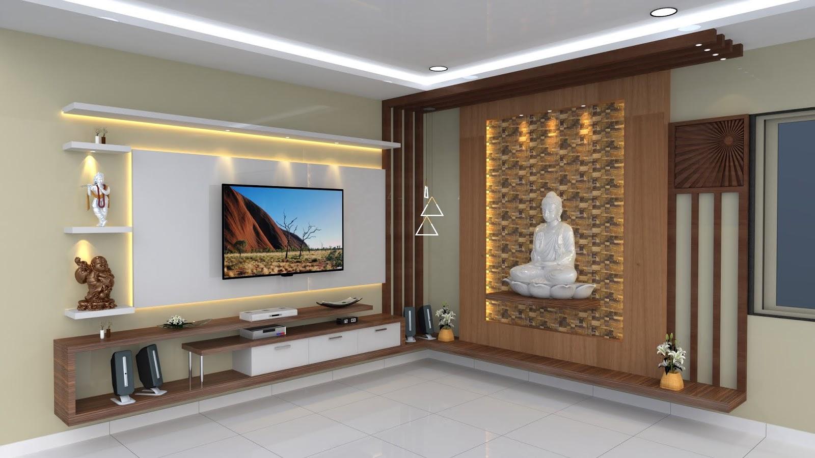 S3 Designs9: best tv unit design || hall tv unit || tv ...