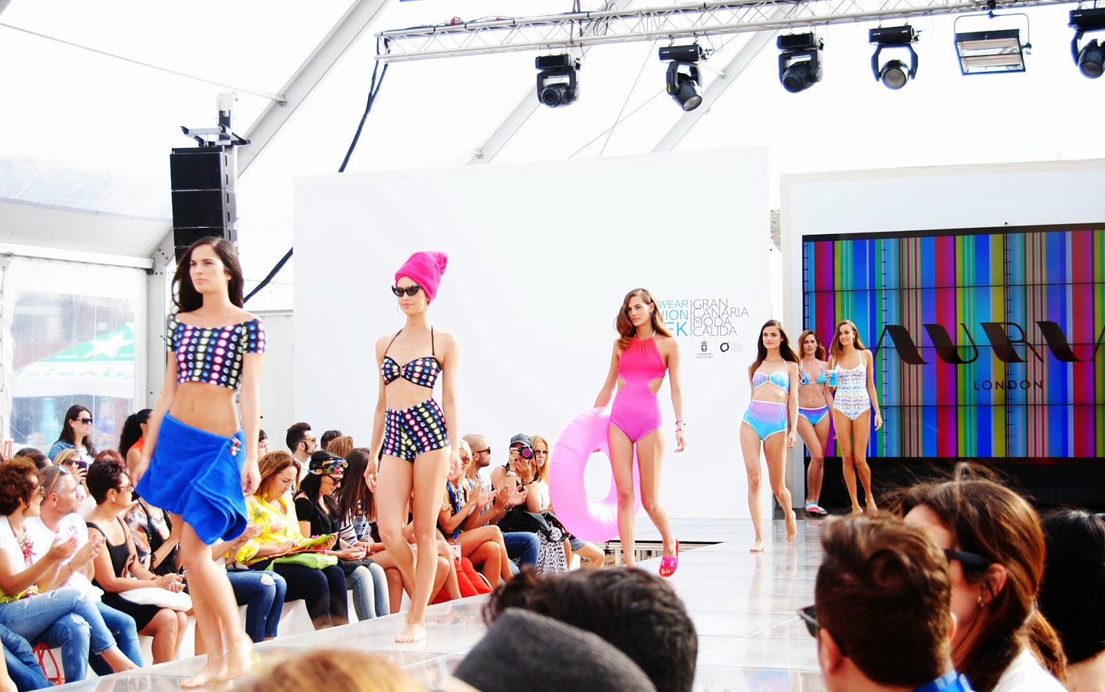 moda calida, gran canaria fashion week, gcmc, gcmodacalica2014, auria london, swimwear,