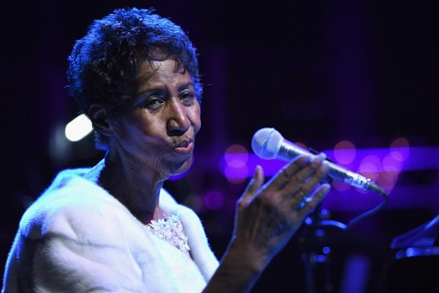 La reina del soul, Aretha Franklin