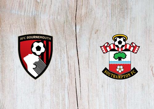 AFC Bournemouth vs Southampton -Highlights 19 July 2020