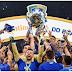 Cruzeiro faz 5 a 3 nos pênaltis e comemorar o pentacampeonato da Copa do Brasil em cima do Flamengo