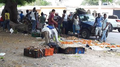 Nacionales haitianos continúan su paso en forma masiva hacia Pedernales RD