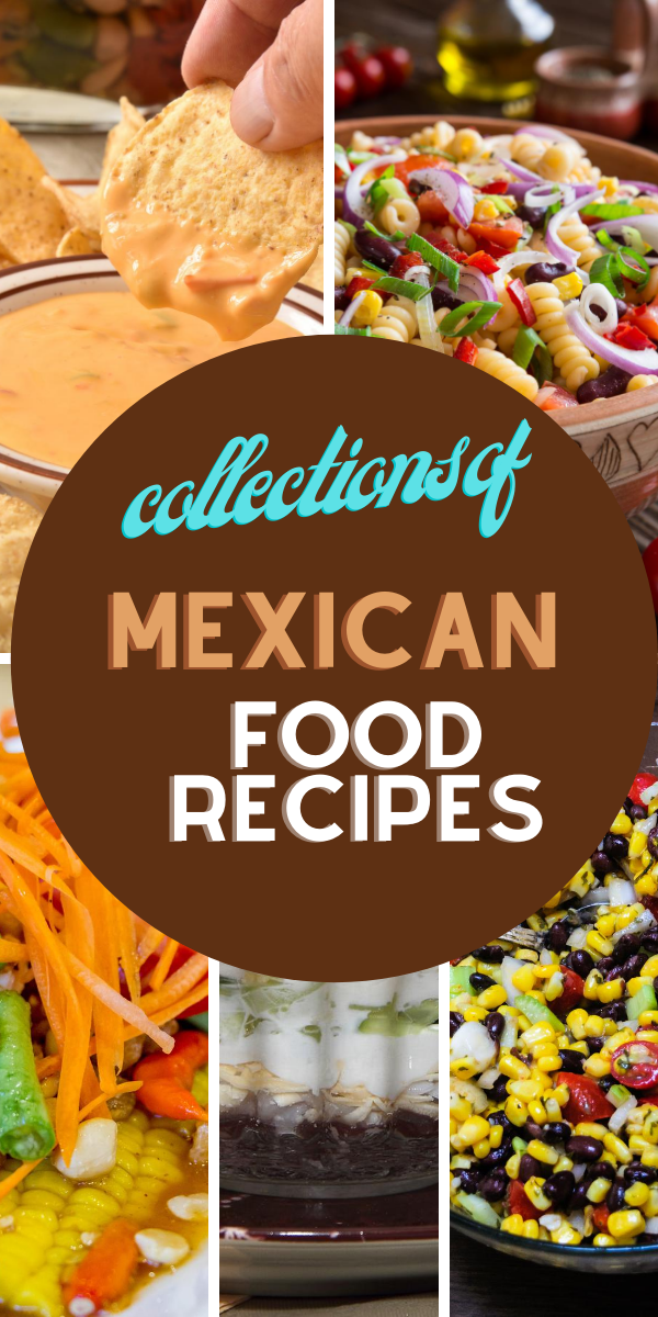 collections of the best  mexican food recipes