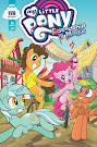 MLP Friendship is Magic #95 Comic Cover A Variant