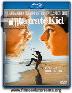 Karatê Kid - A Hora da Verdade Torrent - BluRay Rip 720p e 1080p Legendado (1984)