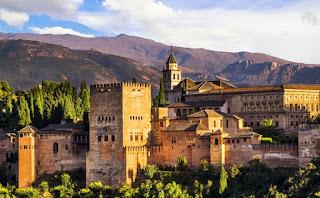 Istana Alhambra - Spanyol