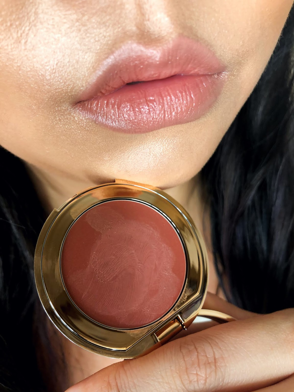 Charlotte Tilbury Pillow Talk Lip & Cheek Glow Review and Swatches