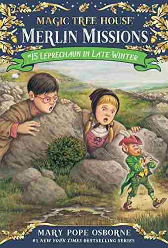 Leprechaun in Late Winter (Magic Tree House Merlin Missions Book 15)  St. Patrick's Day  book