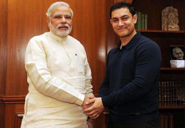 PM मोदी की इस मुहिम में आमिर खान ने किया सपोर्ट - newsonfloor.com
