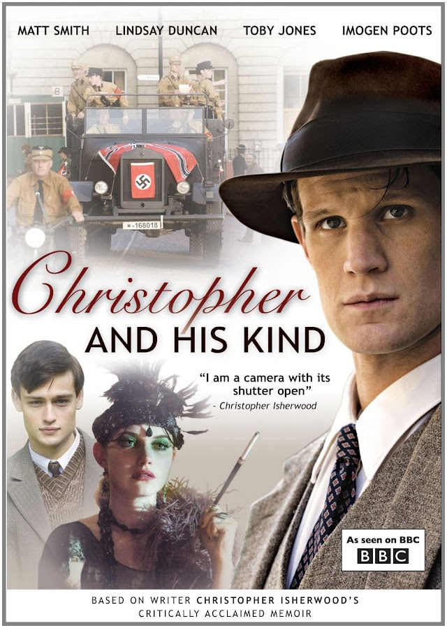 """FILM GAY """"CHRISTOPHER AND HIS KIND"""", IN STREAMING - IL CINEMA IN CASA"""