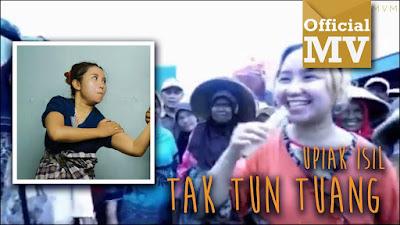 Lirik Lagu Upiak Isil - Tak Tun Tuang
