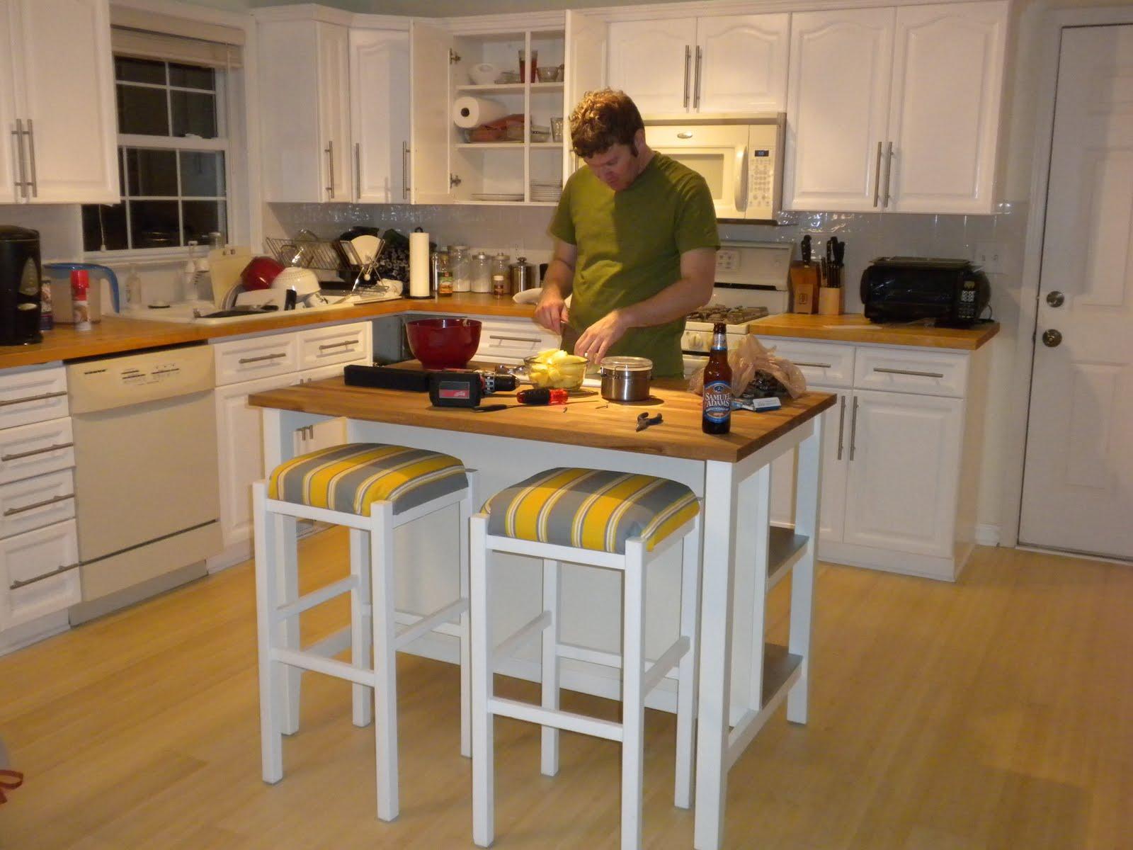 Ikea Kitchen Cart Hack Islands