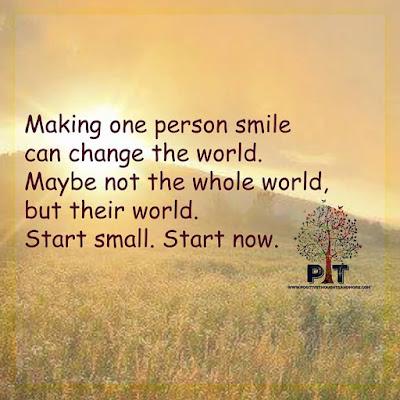 Smile Oriented Quotes