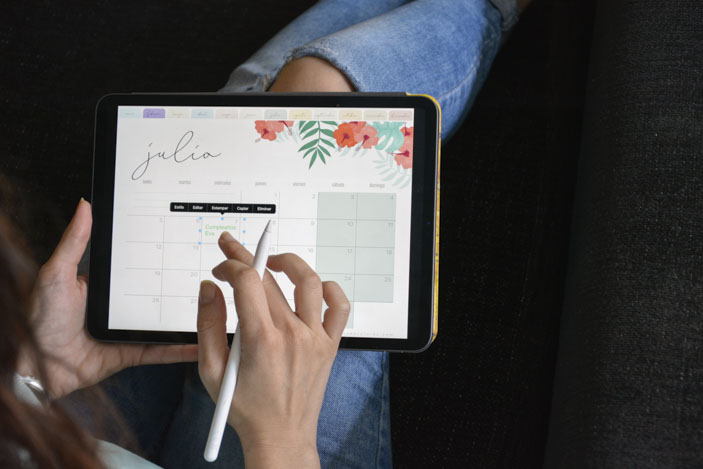 Calendario 2021 digital