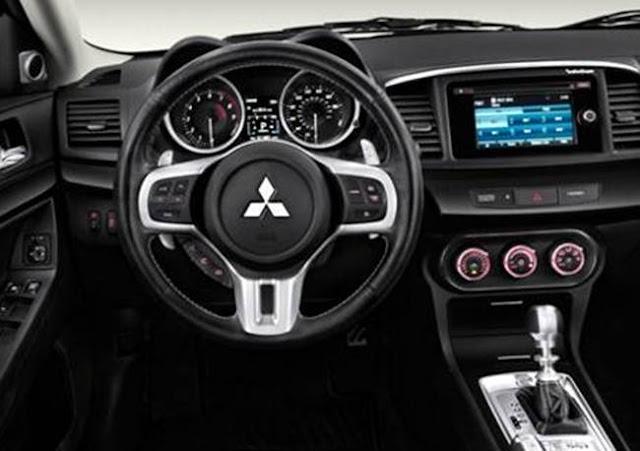 2018 Mitsubishi Lancer Redesign