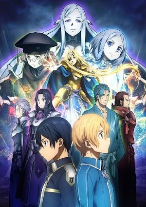 Sword Art Online Alicization [24/24] [BD 1080p] [Sub. Español] [GDrive]