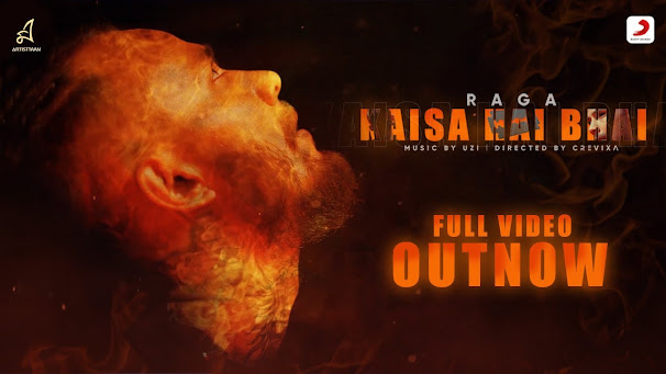 KAISA HAI BHAI SONG LYRICS - RAGA | UZI | CREVIXA Lyrics Planet