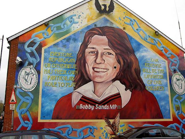 Что посмотреть в Белфасте бесплатно: Фоллс-роуд