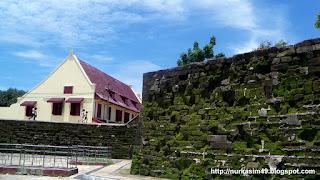 Benteng Ujung Pandang, Makassar, Indonesia