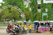 Cegah Corona, Mahasiswa Politeknik Negeri Lhokseumawe Bagikan Masker Kepada Masyarakat