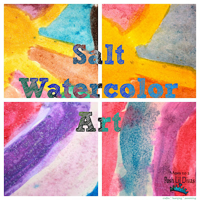 Kids Watercolor Painting Ideas