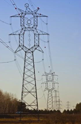 خطوط نقل الكهرباء ..مكوناتها..وانواعها