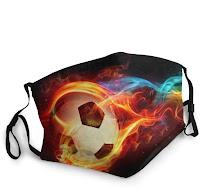 Mascarillas de fútbol