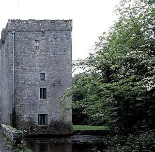 Thoor Ballylee est une tour qu'on peut visiter