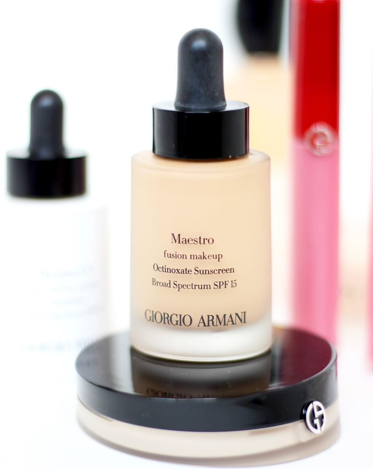 Armani Maestro Foundation Review