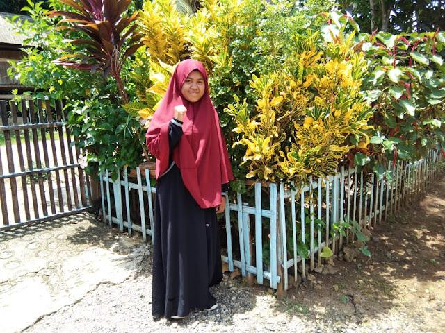 Asma.S ( Mahasiswa UM Buton )