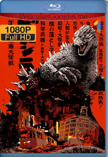 Godzilla[1954] [1080p BRrip] [Castellano-Japones] [GoogleDrive] LaChapelHD