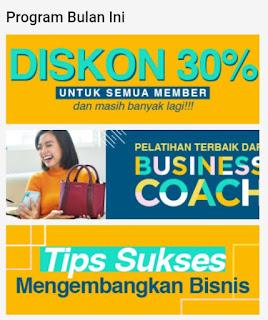 cara menjadi reseller sukses dengan program business coach
