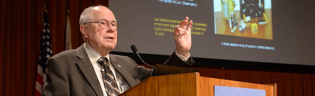NASA Kepler Visionary Honored
