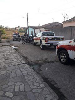 Policiais do 4º BPM realizam Operação Cidade Segura em Guarabira, Araçagi e Alagoa Grande
