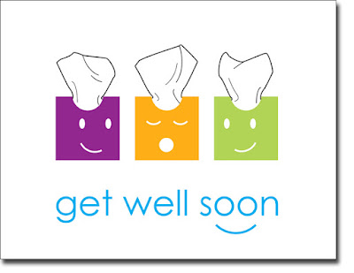 Get Well Soon Greeting Messages for New Year 2017